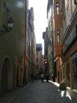 Средневековая улочка
