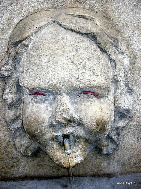 Болонья. Старинный фонтан