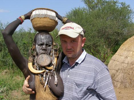 Порно эфиопия племя мурси