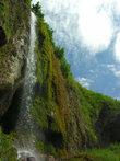 Водопад по пути на Бермамыт.