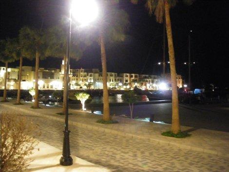Порт в Иордании