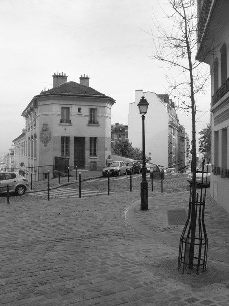 Улица Монмартра