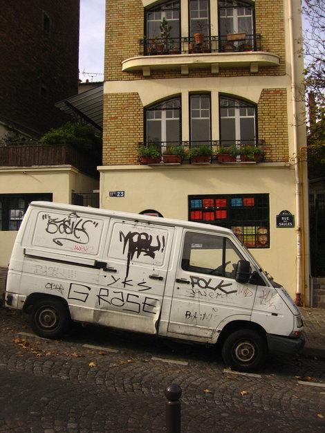 Rue de Saules