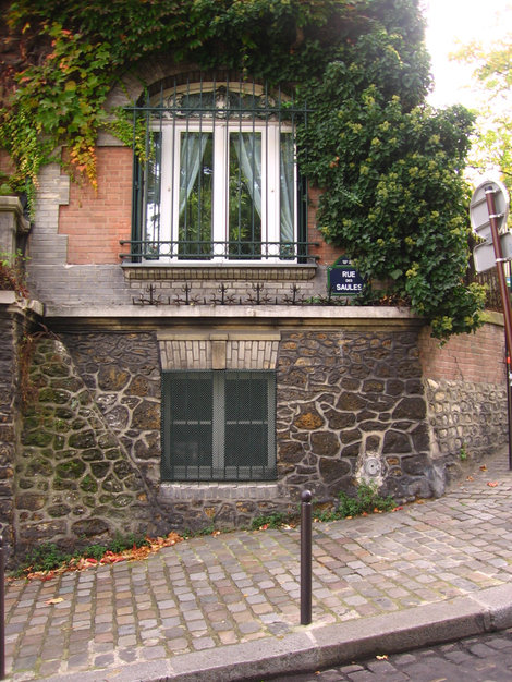 И еще Rue de Saules