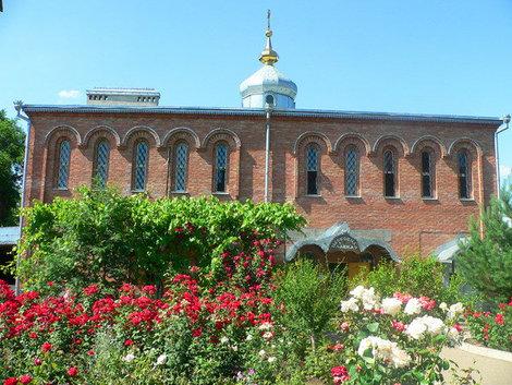 Административное здание.