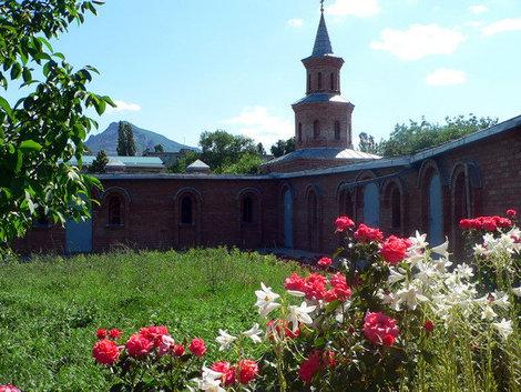 Южная часть собора.
