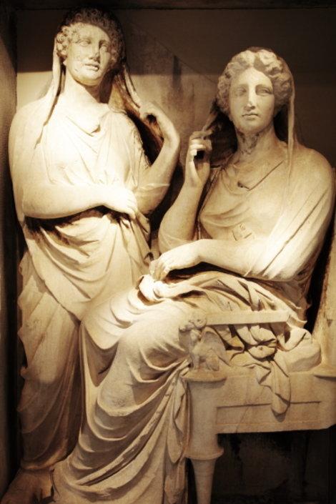 Керамейкос. Дория и Памфилия