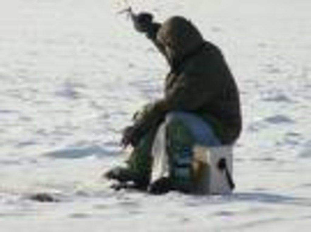 рыбалка на янтыке