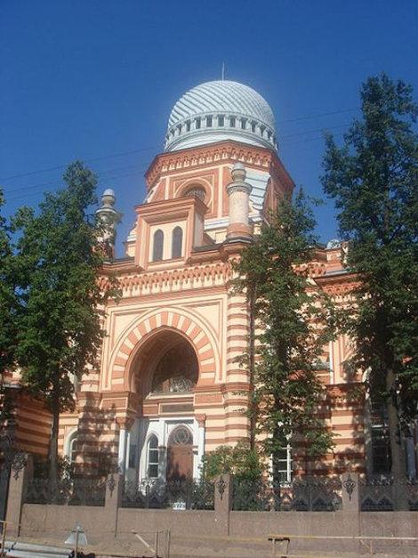 Купол Синагоги.