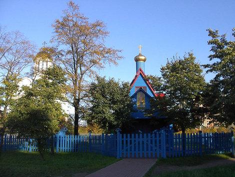 Маленькая церковь Марии Магдалины.