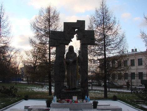 Памятник детям Беслана.