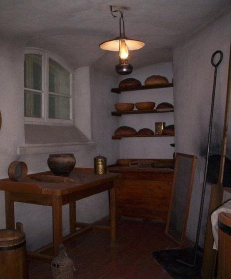 Одна из экспозиций Музея хлеба