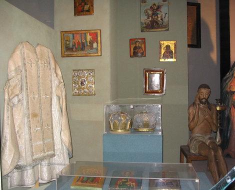 В Тобольском музее