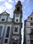 Церковь, ранее францисканская