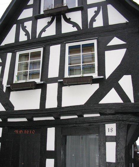 Постройка 1610 года