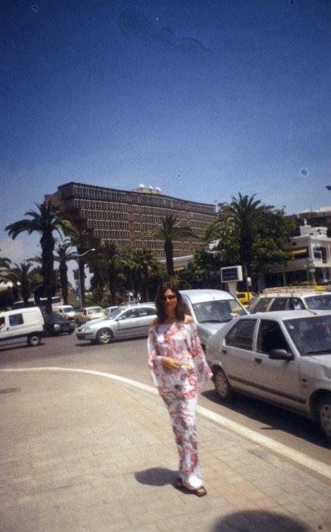 Здание  Министерства туризма Туниса