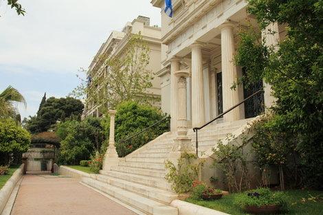 Неоклассический музей Бенаки