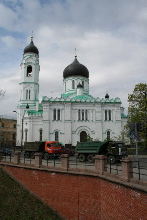 Собор Михаила Архангела.