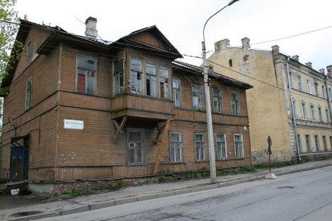 Михайловская улица.