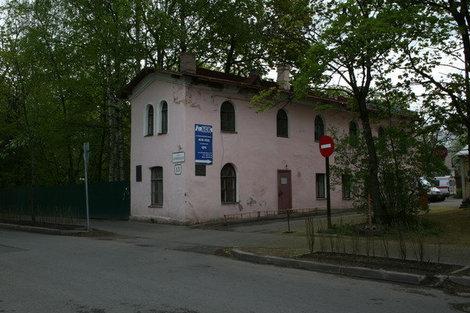 Комплекс детского приюта, построенный в конце 19-начале 20 веков.