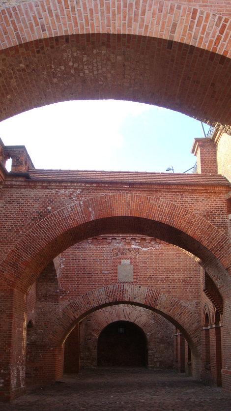 Итальянские дворы
