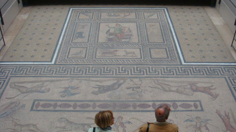 Мозаика из Милета (?)