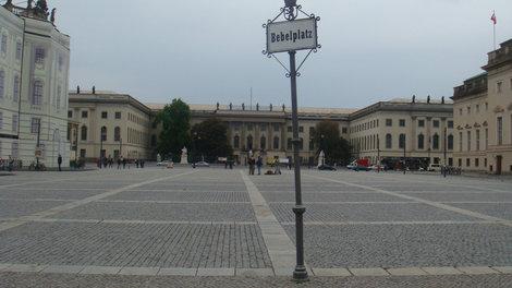 Вид на площадь Бабеля