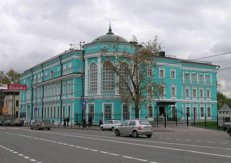 Государственная картинная галерея И.С. Глазунова.