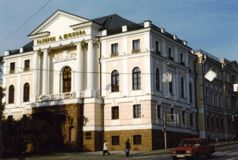 Государственная Галерея  А.Шилова.