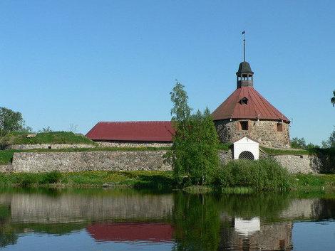 Крепость Корела.