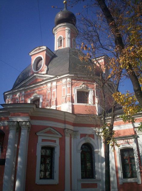 Храм Екатерины на Всполье