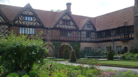 Дворец Сесилиенхоф