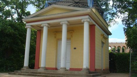 Храм Помоны Шинкеля