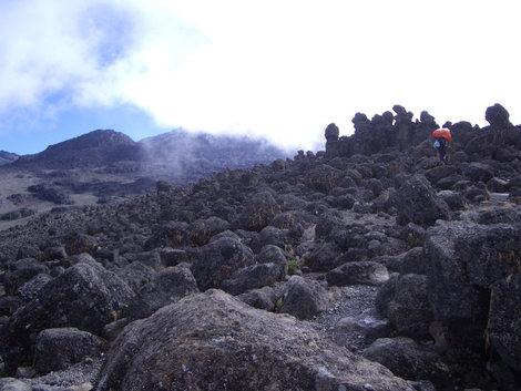 Вулканические бомбы