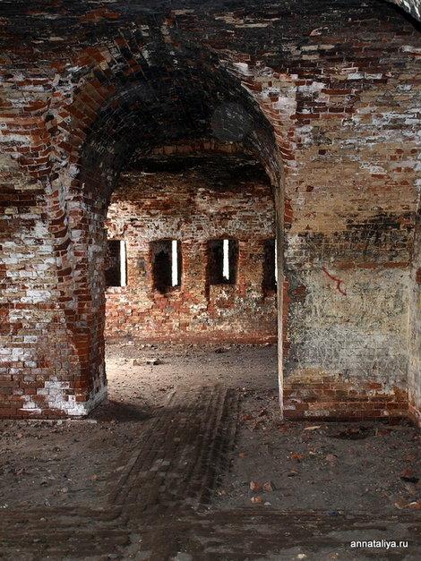 Бобруйск. В старой крепости