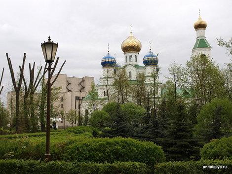 Бобруйск. свято-Никольский кафедральный собор