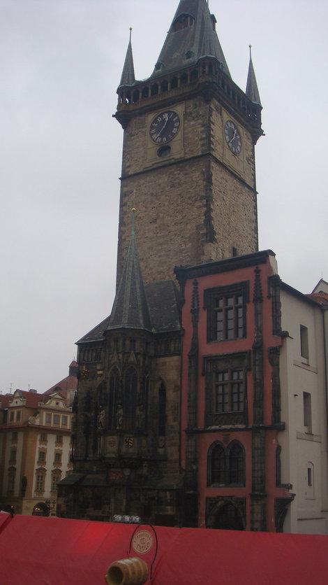 Ратуша на Староместской