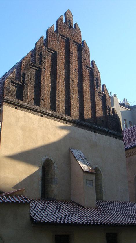 Старая новая синагога