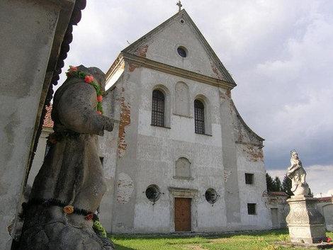 Костел св. Антония