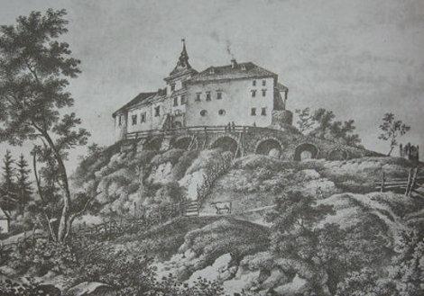 Олеско литография Бауэра (19 век)