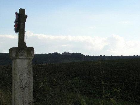 Подгорецкий замок на гороизонте