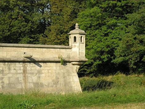 Башенка-кавальер в Подгорецком замке