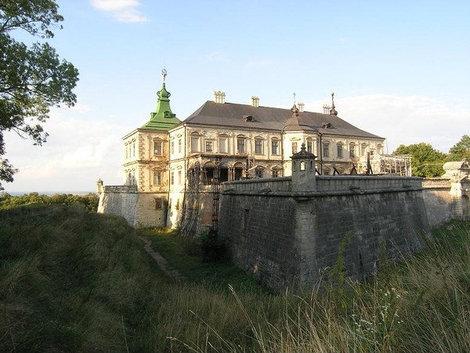 Замок в Подгорцах