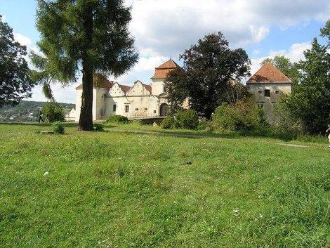 Замок в Свирже