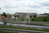 Современный Ледовый дворец.