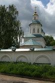 Предтеченская церковь 1835 года постройки. Ее недавно восстановили.