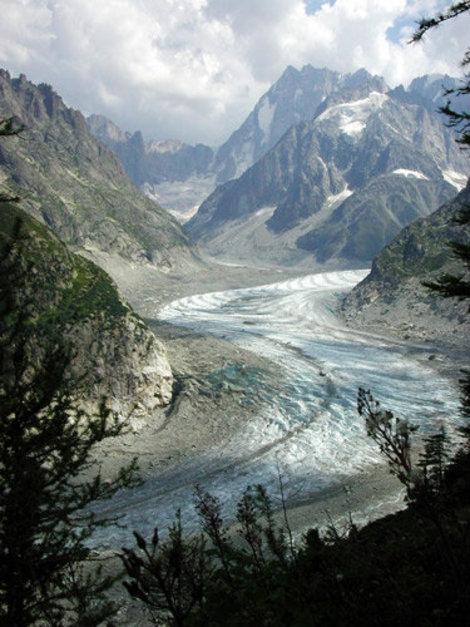 Ледник Мер-де Глас