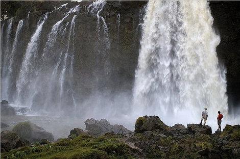водопадище