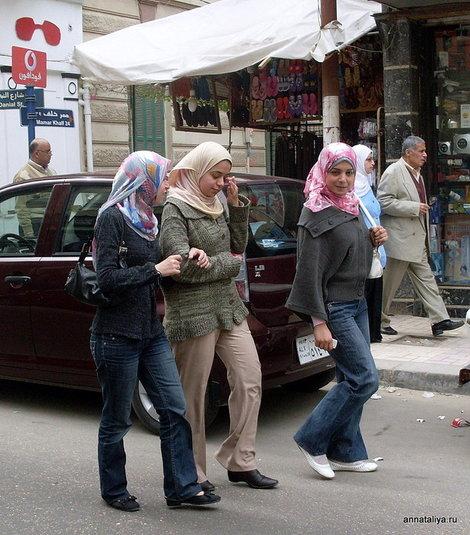 Александрийские девчонки