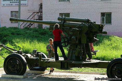Каширские дети помнят войну